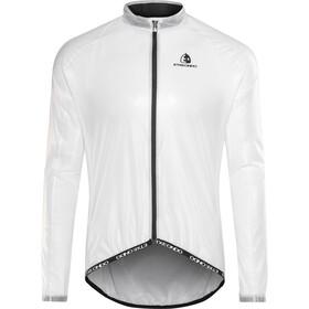 Etxeondo Busti Rain Jacket Herrer, white/black